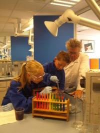 Lab Experience Day Koninklijke Van Wijhe Verf